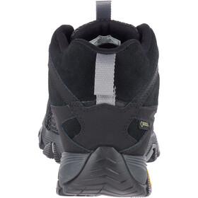 Merrell Moab FST 2 Mid GTX Kengät Naiset, all black